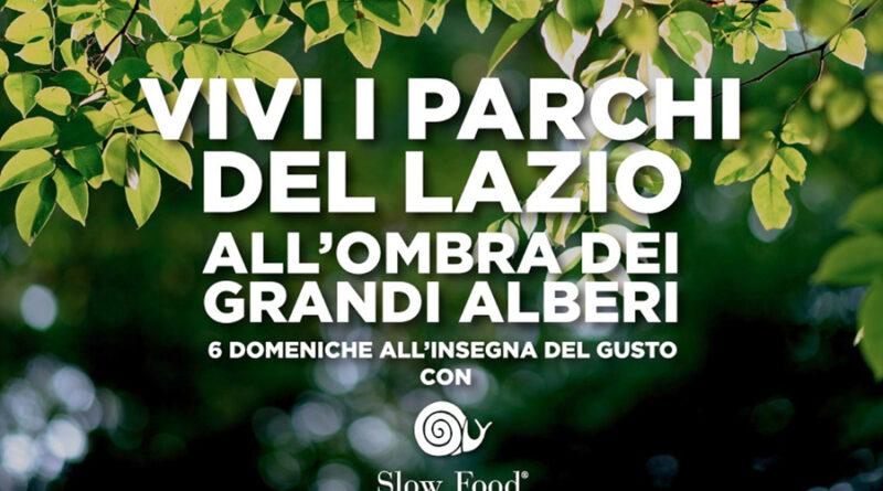 All'ombra dei grandi alberi (Parchi del Lazio)