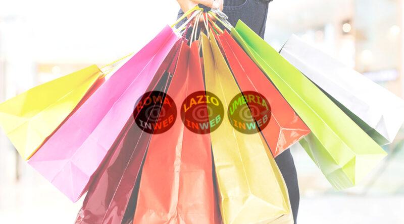 Saldi Estivi Lazio (Summer Shopping 2020)